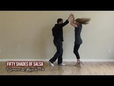 Fifty Shades of Salsa Dancing (Episode 94)