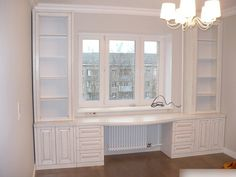 Interior Design. HOW TO USE THE SPACE AT THE WINDOW. IDEAS