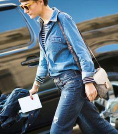 Street Style *fashion week