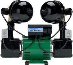 techflow > twin flow peripheral pump (negative & positive head. 1.8 bar). - taps4less.com