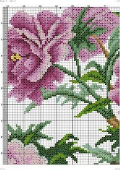 Gallery.ru / Фото #1 - 18 - kento Cross Stitch Bird, Cross Stitch Flowers, Cross Stitch Charts, Cross Stitch Embroidery, Cross Stitch Patterns, Tapestry, How To Make, Anna Lee, Crossstitch