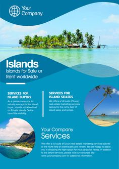 Cruise Travel A Promotional Flyer HttpPremadevideosComA