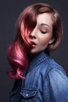 12 Rainbow peinados usted querrá copia ahora //  #Ahora #copia #Peinados #querrá #Rainbow #usted