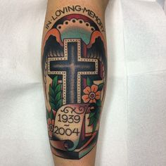 Jacob Doney Tattoo