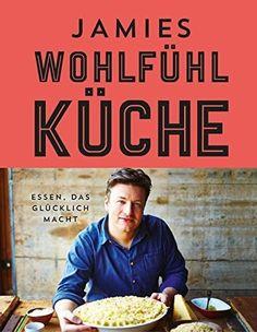 Jamie Oliver Kochbücher sind Kult! Tolle Fotos mit einfachen, leckeren Rezepten. Essen, das glücklich macht - ist der Titel des Kochbuchs. Einfach Lecker!