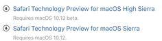 Safari Technology Preview 33 est disponible (en version normale ou High !) https://t.co/OmwfvNuAYl