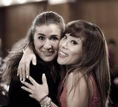 Opera stars: Italian soprano Cecilia Bartoli & South korean soprano Sumi Jo