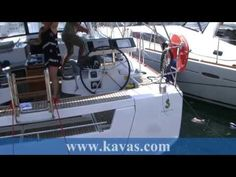 #Bareboat_charter_greece Beneteau Oceanis 55 is a cruising yacht with clean modern lines, favouring an extremely comfortable interior. Sailing in Greece holidays are above all for rediscovering yourself. www.kavas.com/beneteau-oceanis-55.html