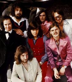 ELO: The 'On The Third Day' line-up