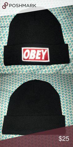 261d52dd14d obey beanie Obey beanie black