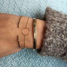 combinaison de bracelets (Gaby) – Lou.Yetu