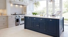 Classic Painted Kitchen - Listing Heading
