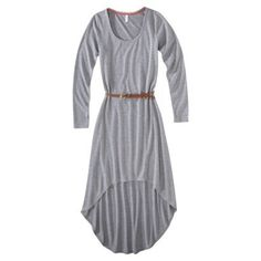 Belted High Low Maxi Dress - Assorted Colors