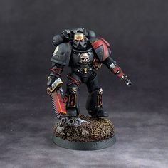 Luther's Blood Angels - Page 2 - + WORKS IN PROGRESS + - The Bolter and Chainsword