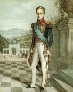 Prince And Princess, Princess Zelda, Dom Pedro Ii, Portugal, Plastic Art, Sculpture Art, Empire, The Past, Royalty