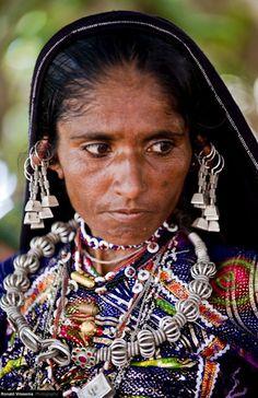 India | Rabari woman. Gujarat. | ©Ronald Vriesema