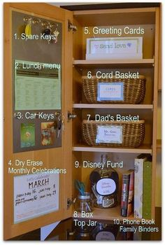 Home Organization Tips - SO SMART!! - Page 2 of 2 - Princess Pinky Girl - Princess Pinky Girl // Powered by chloédigital