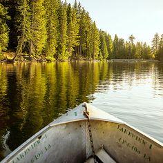 Huntington Lake - Wonders of the Sierras - Sunset