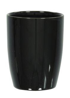 Ceramic Tumbler (8cm x 10.5cm) - Matalan (Bathroom)