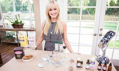 Home & Family - Tips & Products - Sophie Uliano's DIY Dry Shampoo |Anti Frizz Serum /Hallmark Channel