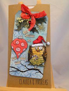 Umschlag 3 für Weihnachts-Gutschein