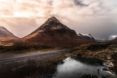 """""""Buachaille Dawn"""" by Frederick Ardley. Colour photograph on Paper, Subject: Landscapes, sea and sky, Photorealistic style, From a limited edition of 10, Signed and numbered on the front, This artwork is sold unframed, Size: 60 x 40 x 0.2 cm (unframed), 23.62 x 15.75 x 0.08 in (unframed), Materials: Gicleé print on 310gsm Hahnemuhle fine art photorag"""