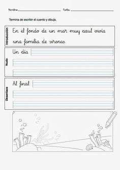 cuento Bilingual Classroom, Bilingual Education, Spanish Classroom, Spanish Grammar, Spanish Teacher, Teaching Spanish, Teaching Materials, Teaching Resources, Sequencing Words