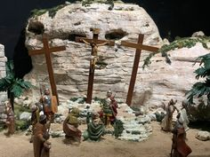 """""""The dying thief rejoiced to see That fountain in his day; And there may I, though vile as he, Wash all my sins away."""" (📷: Life of Christ/The Return Exhibit; Dallas, TX) Institute For Creation Research, Veterans Discounts, Life Of Christ, Plan Your Trip, Exhibit, Trip Planning, Discovery, Fountain, Dallas"""