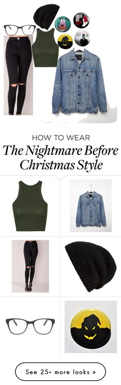 """hipster"" by falloutboiz on Polyvore featuring Alexander Wang, Topshop, Rick Owens and Prism"