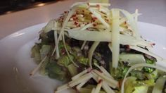 Grilled Romaine like you have never had before. From Alleia Italian restaurant in Chattanooga. You have got to try this at home or just go there. ENJOY
