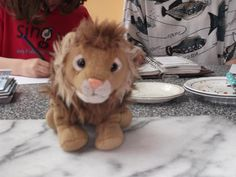 Lost on 03 Sep. 2016 @ Salema, Algarve, Portugal. A much loved cuddly lion…