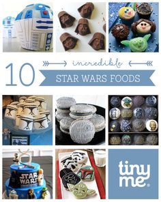 10 Incredible Star Wars Foods - Tinyme Blog