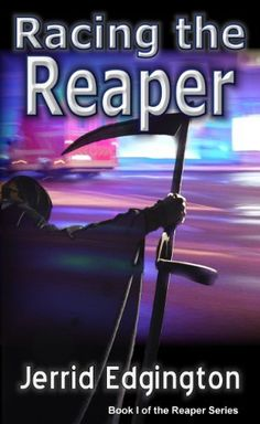 From Author Jerrid Edgington. Racing the Reaper- Jacob Myers led a boring life with no sense of direction. That all changed one fateful night on the ball field when he was flung into the life of EMS after an accident that nearly landed him into a wheelchair. http://www.amzn.com/B00GQD9S9