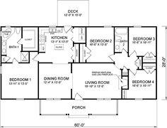 plb153 six bedroom transportable homes house plan | dream home