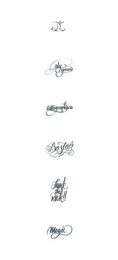 Logo / handwriting