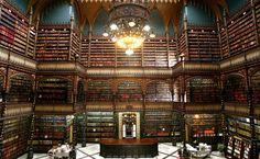 Real Gabinete Português de Leitura, Rio de Janeiro. 1837