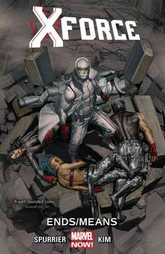 Marvel X-Force 3: Ends/Means