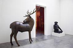 François-Xavier Lalanne, Wapiti (grand), 2000 © Paul Kasmin Gallery