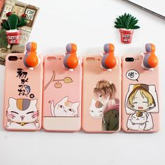 New arrive 3D Maneki Neko Cartoon Cute Lucky Cat Series soft silicone phone Case Cover for iPhone 6 6s 7 plus japan hot