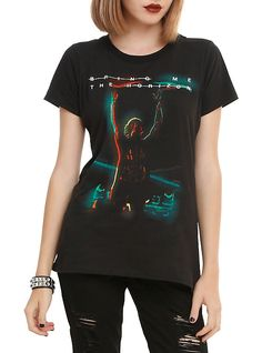 Bring Me The Horizon Olli Girls T-Shirt,