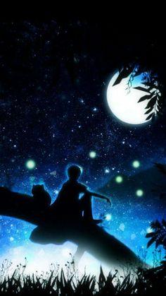 Natsume y nyanko-sensei All Anime, Me Me Me Anime, Manga Anime, Wallpaper Dekstop, Natsume Takashi, Natsume Yuujinchou, Anime Scenery, Fantasy Landscape, Fantasy Inspiration