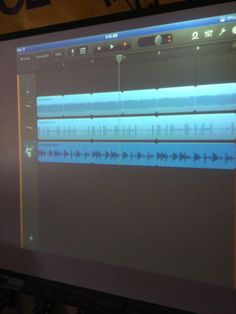 GarageBand Rap project