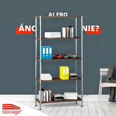 Páči sa Vám tento regál do kanclu? Bookcase, Shelves, Storage, Home Decor, Shelf, Purse Storage, Room Decor, Store, Book Shelves