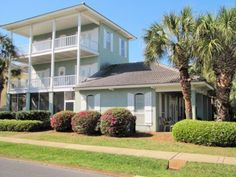 Destin 4 br Vacation Rental Cottage: 4Br/3Ba Beach Cottage in gated neighborhood. Walk to the ...
