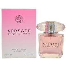 Versace Bright Crystal by Versace for Women - 1 oz EDT Spray
