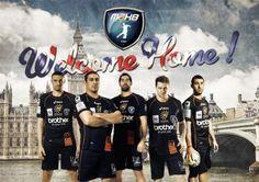 Handball / MAHB : nos 5 internationaux de retour a montpellier !