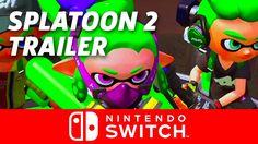 Splatoon 2 Announcement Trailer - Nintendo Switch Presentation 2017 - http://gamesitereviews.com/splatoon-2-announcement-trailer-nintendo-switch-presentation-2017/