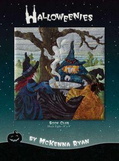 Halloweenies Book Club Block EightBOO-08