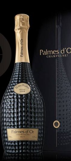 Champagne of course....... Bella Donna'sLuxuryDesigns