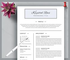 A modern resume template that is easy to edit in Google Docs. No Microsoft Word needed! Youll save time with this template, and ensure that your resume is unique. If youre looking to land the job of your dreams, this resume helps to showcase your skills and accomplishments in the best way possible. Teaching Resume Examples, Sales Resume Examples, Professional Resume Examples, Resume Objective Examples, Hr Resume, Nursing Resume, Resume Help, Resume Action Words, Resume Words